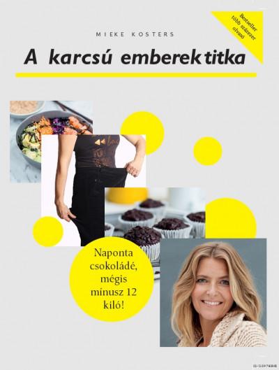 Mieke Kosters - A karcsú emberek titka