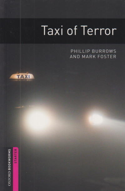 Phillip Burrows - Mark Foster - Taxi of Terror
