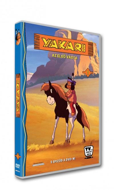 - Yakari - Az első vágta - DVD