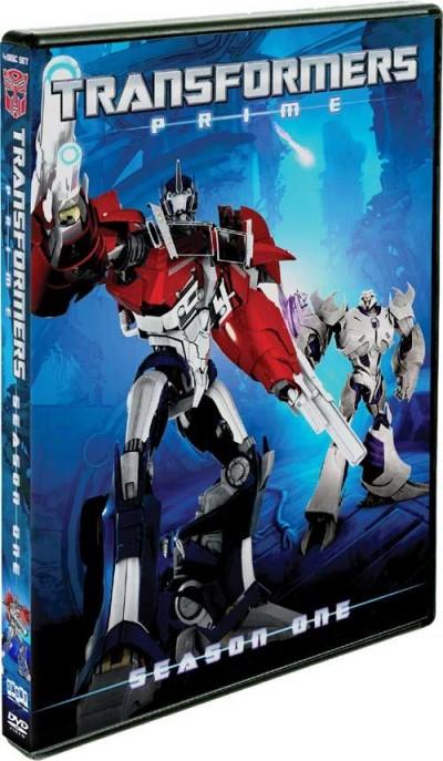 Michael Bay - Transformers Prime 1. évad - Sötétségben (1-5. rész) - DVD