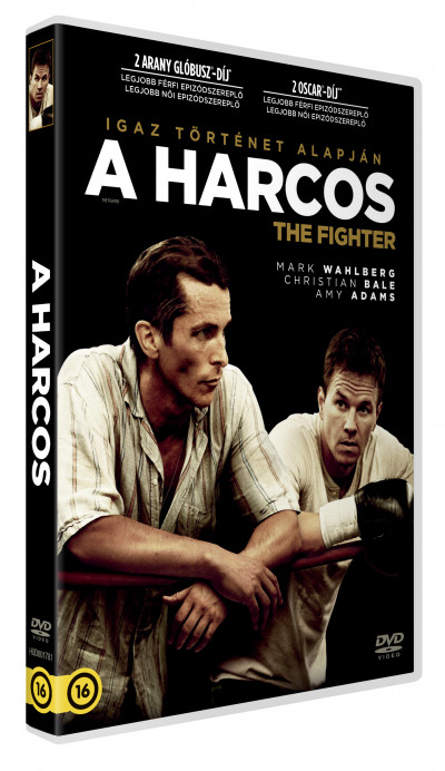 David O. Russell - A harcos - DVD