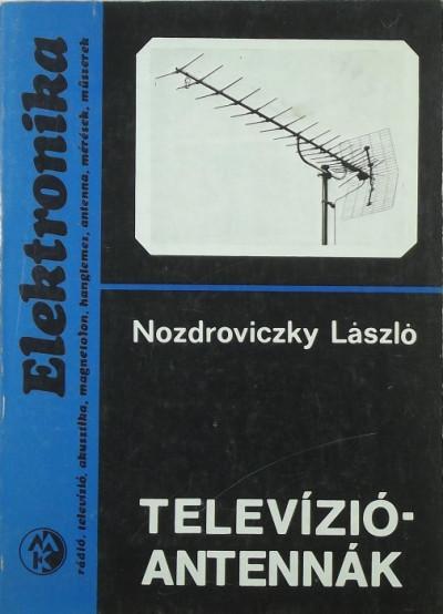 Nozdroviczky László - Televízióantennák