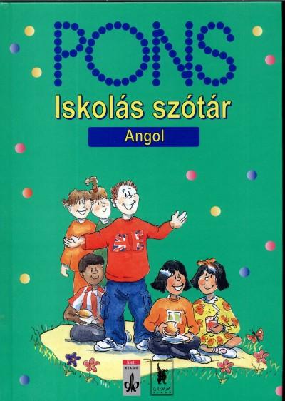 Vőneki Edina - Pons - Iskolás szótár - Angol