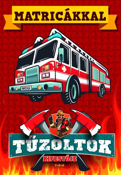 - Tűzoltók kifestője
