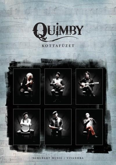 Quimby - Quimby - Kottafüzet