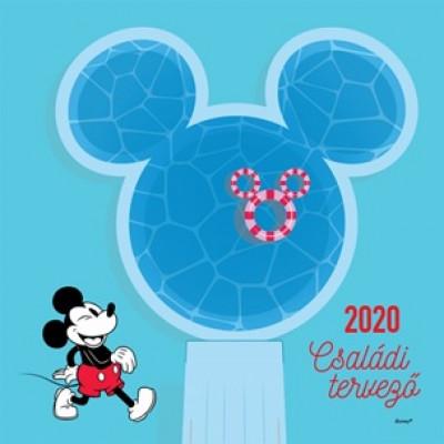 - Disney családi tervező lemeznaptár - 2020