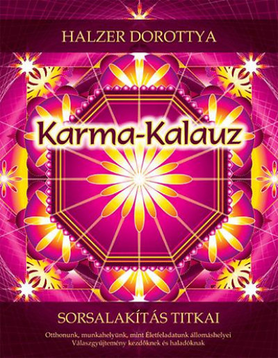 Halzer Dorottya - Karma-kalauz