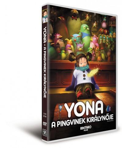 Rintaro - Yona – A pingvinek királynője - DVD