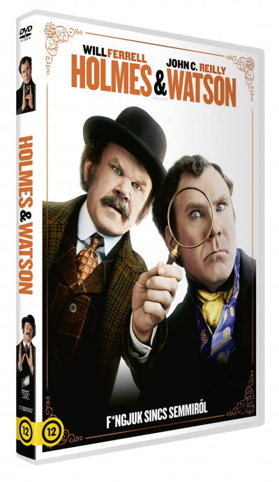 Etan Cohen - Holmes és Watson - DVD
