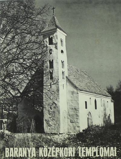 - Baranya középkori templomai