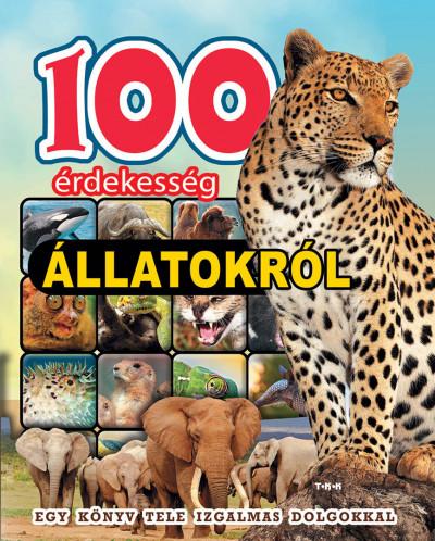 - 100 érdekesség állatokról