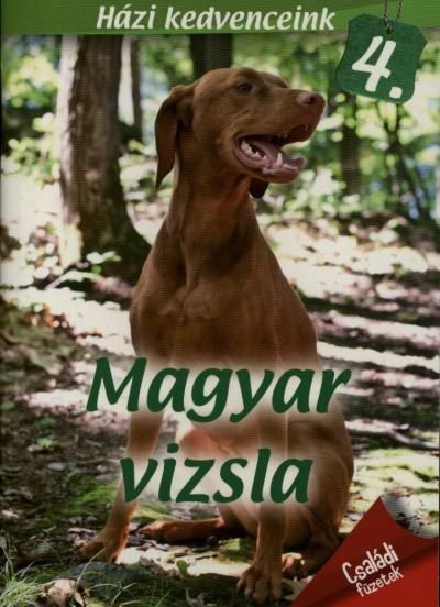 Füzesiné Szegvári Zsuzsa - Magyar vizsla
