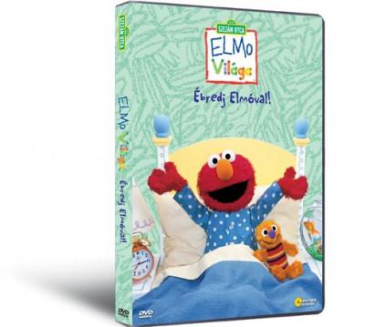 Jim Martin - Ken Diego - Kevin Clash - Lisa Simon - Ted May - Victor Di Napoli - Szezám utca: Ébredj Elmóval! - DVD