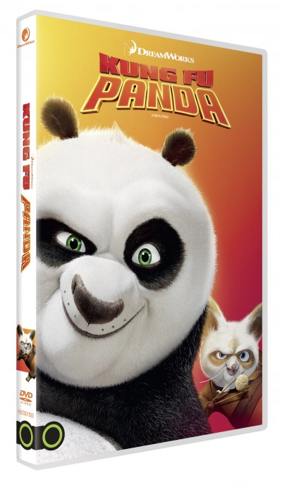 Mark Osborne - John Stevenson - Kung Fu Panda (DreamWorks gyűjtemény) - DVD