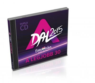 - A DAL 2015 - A legjobb 30 - CD