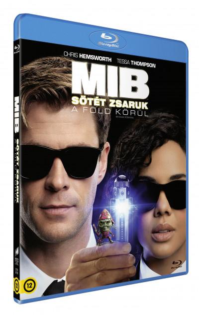 F. Gary Gray - Men in Black - Sötét zsaruk a Föld körül - Blu-ray