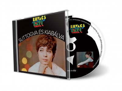 Kovács Kati - Suttogva és kiabálva - CD