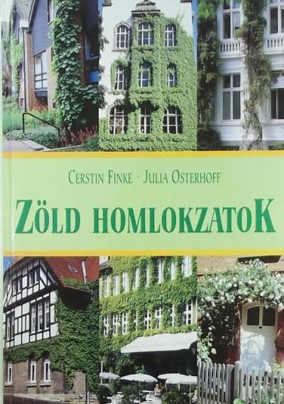 Cerstin Finke - Julia Osterhoff - Zöld homlokzatok