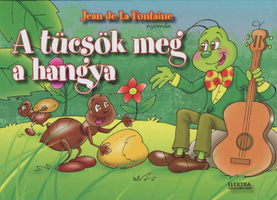Jean De La Fontaine - A tücsök és a hangya