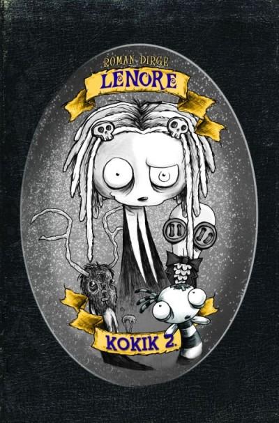 Roman Dirge - Lenore - Kokik 2.