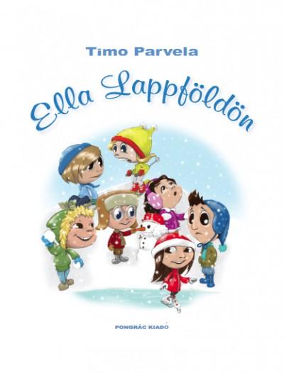 Timo Parvela - Ella Lappföldön