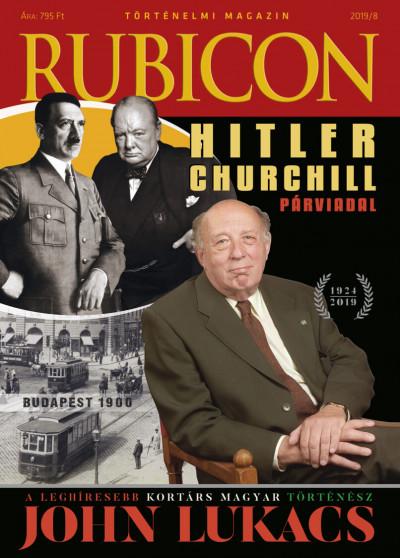 - Rubicon - Hitler-Churchill párviadal - 2019/8.