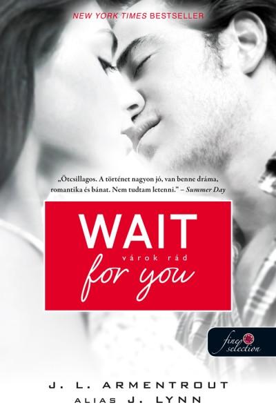 Jennifer L Armentrout - Wait for you – Várok rád