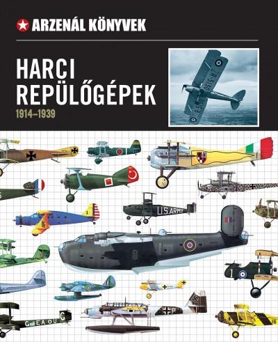 Nádori Attila  (Szerk.) - Repülőgépek 1914-1939