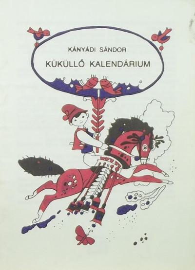 Kányádi Sándor - Küküllő kalendárium