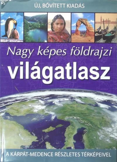 - Nagy képes földrajzi világatlasz