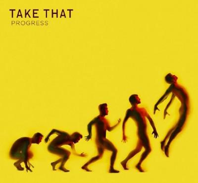 Take That - Progress (Deluxe version) - CD