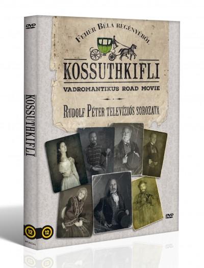 Rudolf Péter - Kossuthkifli - DVD