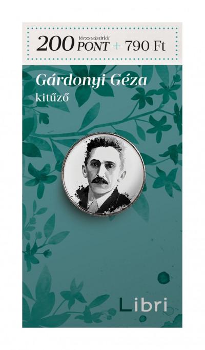 - Kitűző - Gárdonyi Géza