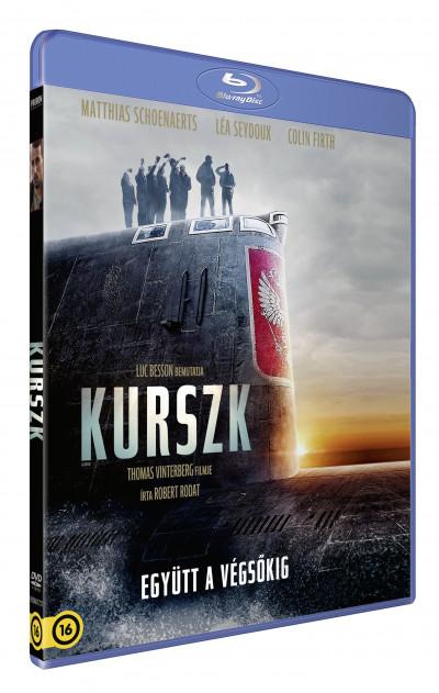 Thomas Vinterberg - Kurszk - Blu-ray