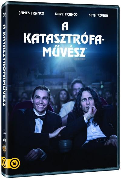 James Franco - A katasztrófaművész - DVD