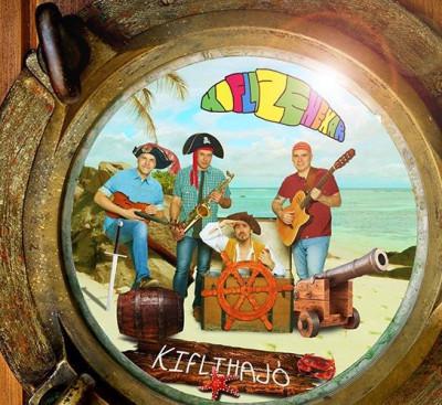 Kifli Zenekar - Kiflihajó - CD