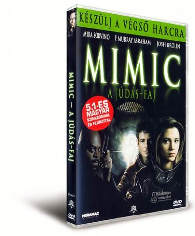 Guillermo Del Toro - Mimic - A júdás faj - DVD