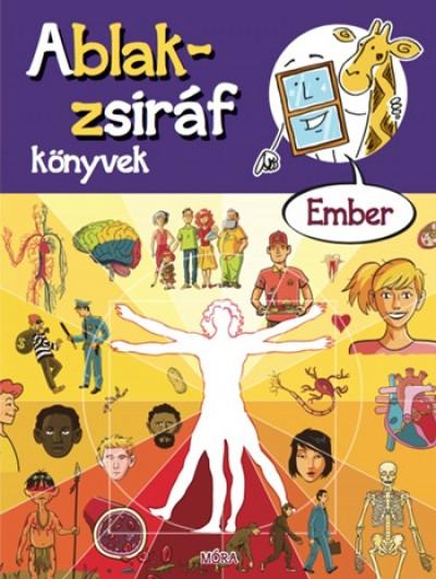- Ablak-zsiráf könyvek - Ember