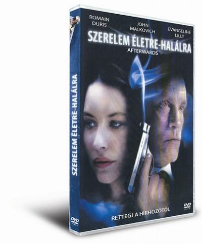 Gilles Bourdos - Szerelem életre-halálra - DVD