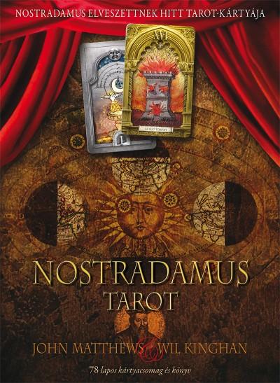 Wil Kinghan - John Matthews - Nostradamus tarot