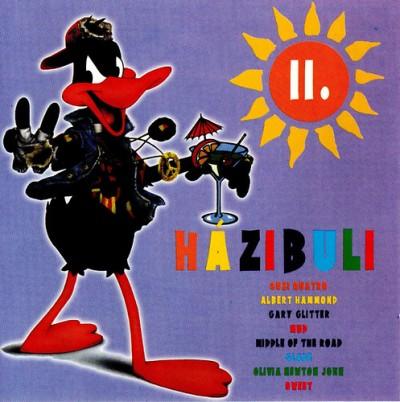 - Házibuli II. - CD