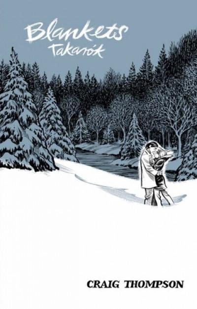 Craig Thompson - Blankets - Takarók