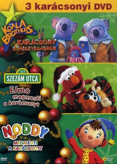- Karácsony díszdoboz (3 DVD)