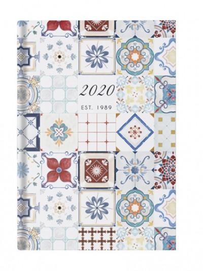 - Vintage - A5 heti naptár - 2020