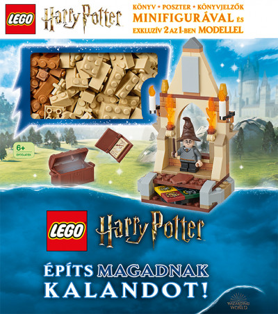 - LEGO Harry Potter