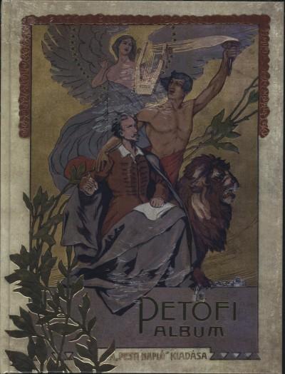 Bereczki Gábor  (Összeáll.) - Petőfi album