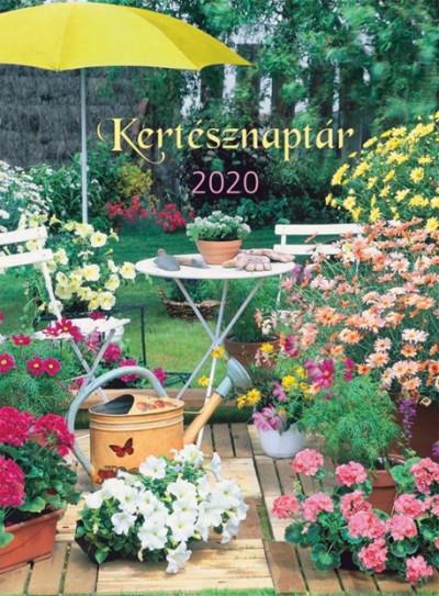 - Kertésznaptár - 2020