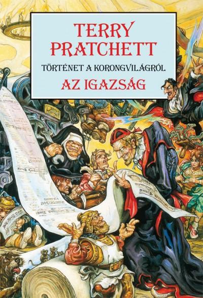 Terry Pratchett - Az igazság