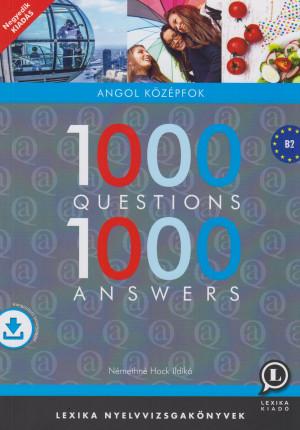 N�methn� Hock Ildik� - 1000 Questions 1000 Answers