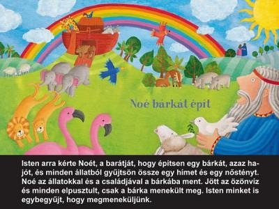 Nyéky Kálmán - Kicsik Bibliája - Diafilm